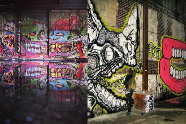 Grafiti kao umetnost - 20 neverovatnih grafita