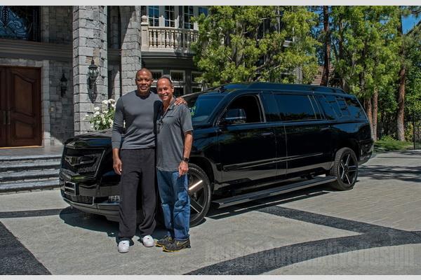 Evo šta vozi Dr Dre