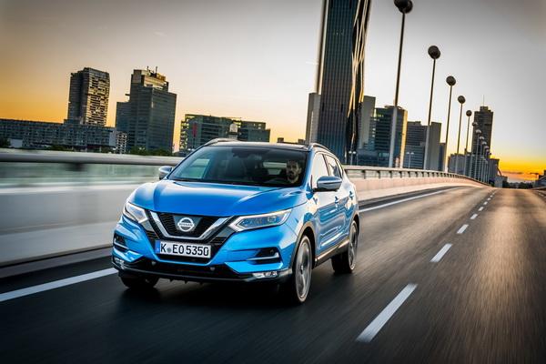 Nissan Qashqai uskoro stiže