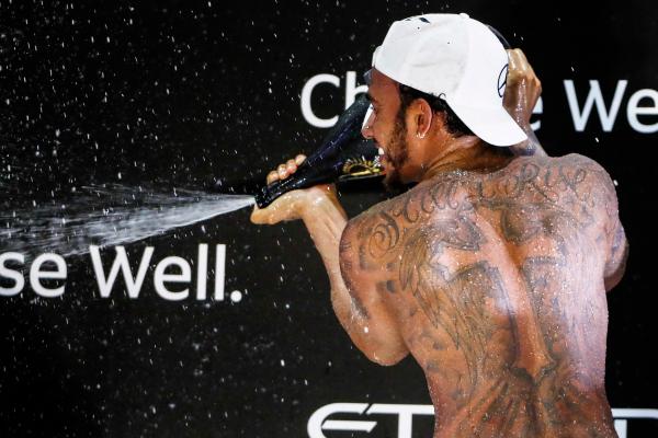 Hamilton jedanaestom pobedom do titule F1 šampionata