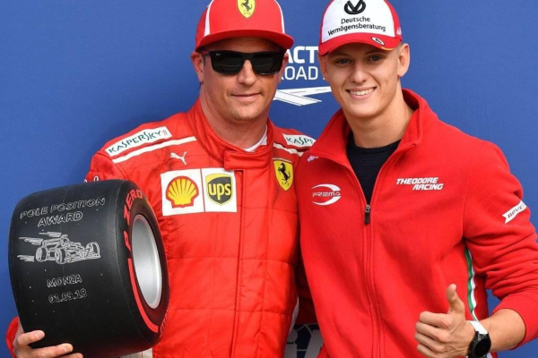 Ferrari želi Šumaherovog sina Mika