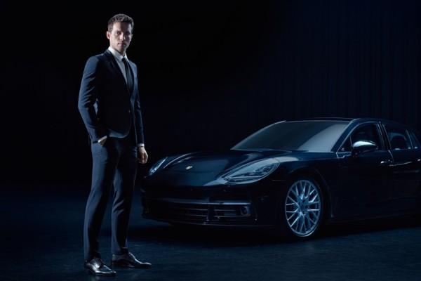 Porsche X Boss - nova kolekcija