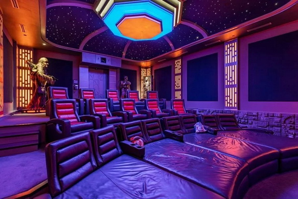 Star Wars kuća od 26.5 miliona dolara