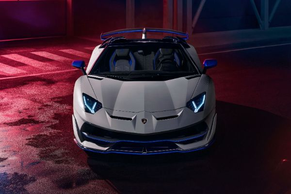Lamborghini Aventador Xago Edition