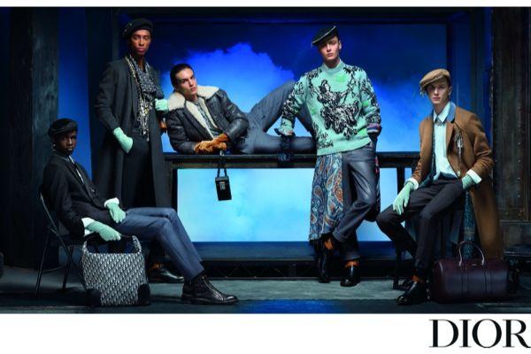 Dior predstavio novu kolekciju za muškarce