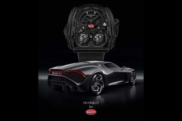 Bugatti sat od milion dolara!!!