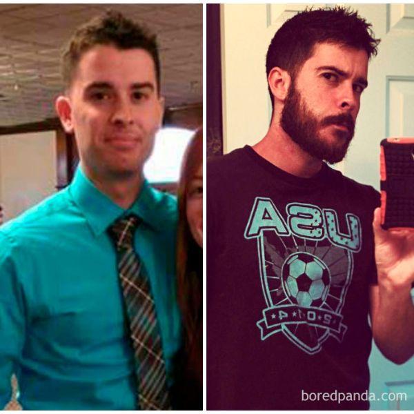 Još jedan dokaz da muškarci izgledaju bolje sa bradom