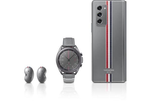 Samsung Galaxy Z Fold od 3300 dolara