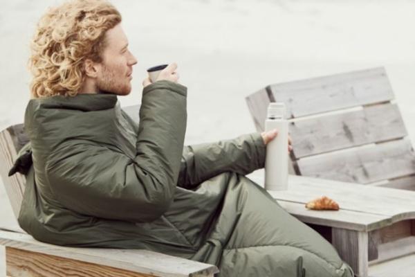 IKEA jastuk koji se može pretvoriti u komforni jorgan za nošenje