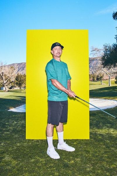 Ne morate voleti golf kako biste uživali u komforu njegovog modnog stila