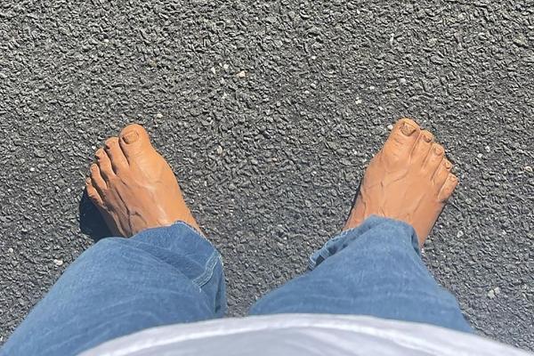 Neobična obuća inspirisana ljudskim stopalima