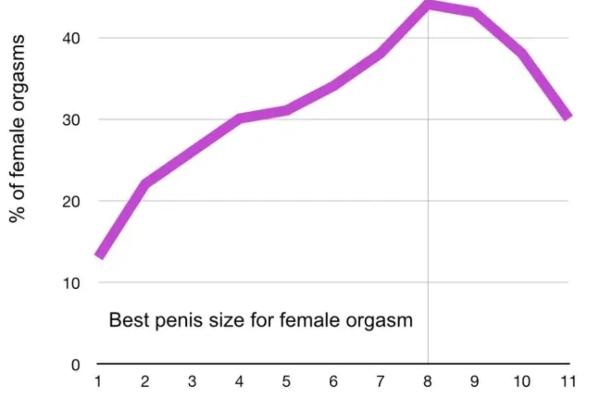 Žene otkrivaju koja veličina penisa im najviše odgovara
