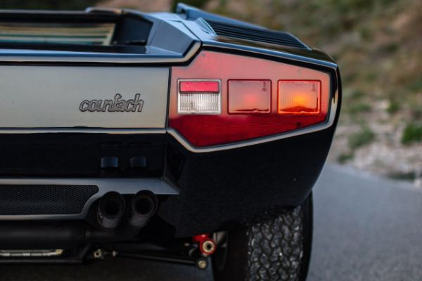 Klasični Lamborghini koji predstavlja najčistiji primerak svoje vrste
