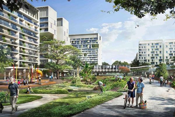 Singapur dobija novi eko grad