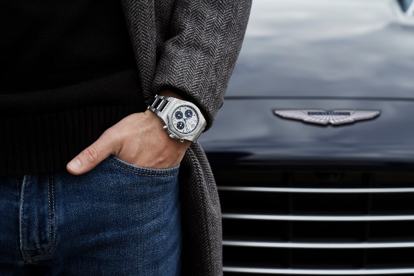 Elegantna linija satova kreirana u saradnji sa brendom Aston Martin
