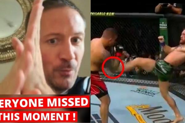 Mekgregorov trener otkriva razloge pucanja noge u UFC 264 meču