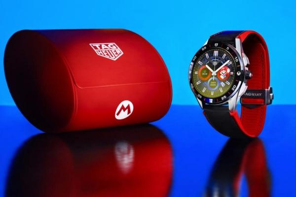 Tag Heuer predstavlja novu liniju satova inspirisanu Super Mariom
