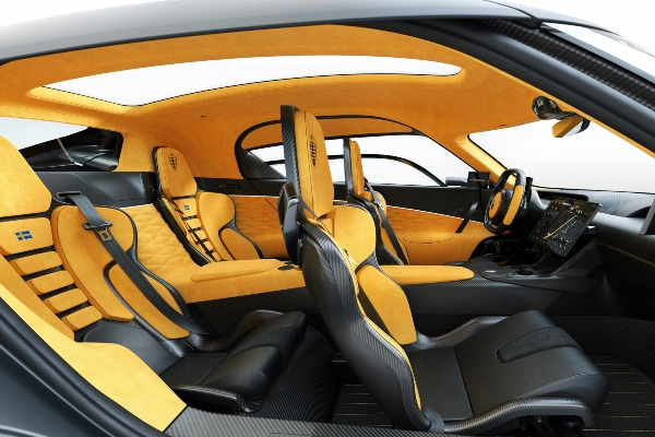 Profesionalno sređivanje karoserije savršenog Koenigsegg Gemera modela