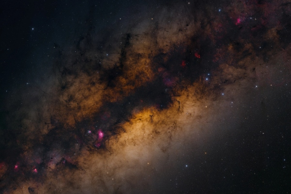 Najbolje fotografije Mlečnog puta kreirane bez specijalne opreme do sada