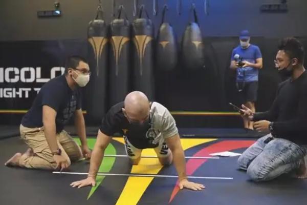 Brazilski MMA borac oborio svetski rekord u jednoj od najtežih vežbi