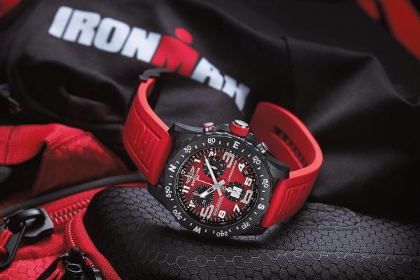 Ironman takmičenje i kompanija Breitling predstavljaju novu liniju satova