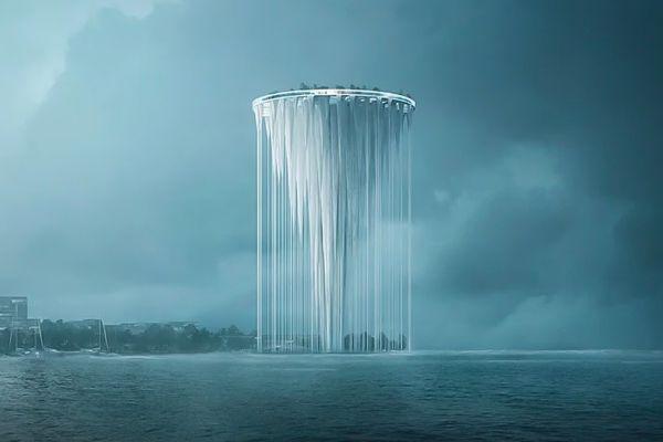 Japanski arhitekta gradi toranj sastavljen od 99 plutajućih ostrva