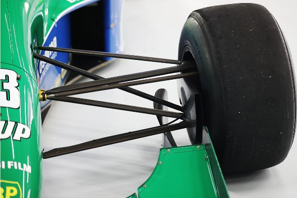 F1 prvenac legendarnog Mihaela Šumahera odlazi na aukciju