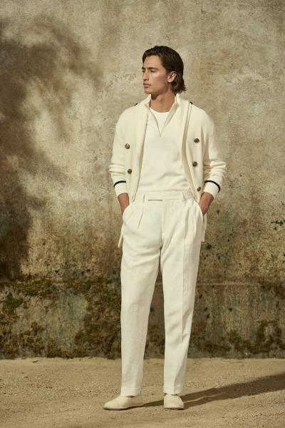 Nova Brunello Cucinelli kolekcija za muškarce istančanog ukusa