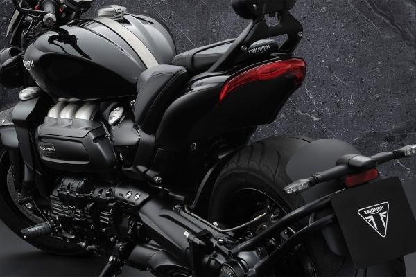 Rocket 3-Nova moćna linija motocikala kompanije Triumph