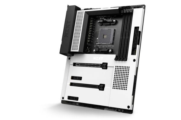 NZXT je kreirao svoju prvu AMD matičnu ploču B550 čipseta