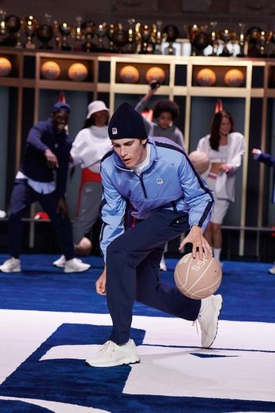 BOSS i Russell Athletic donose novu prolećnu kolekciju inspirisanu košarkom