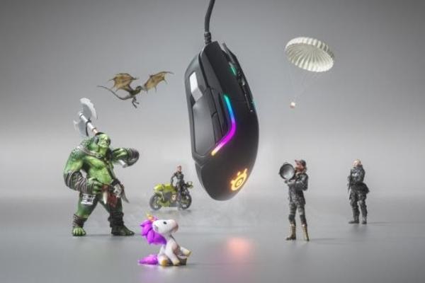 SteelSeries predstavlja novi miš za sve gejming žanrove