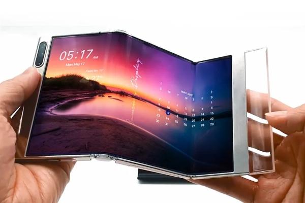 Samsung predstavlja nove koncepte savitljivih displeja
