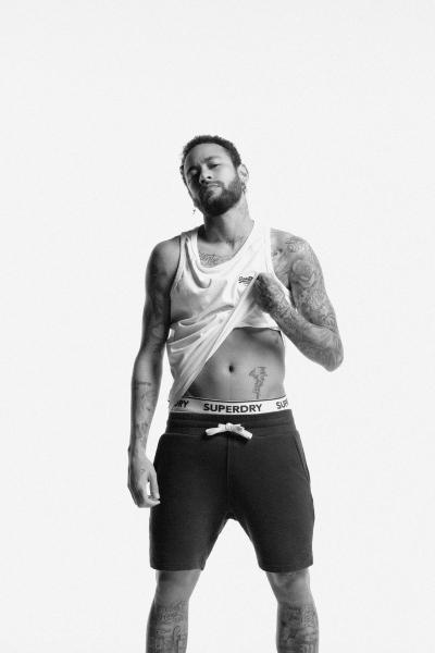 Superdry X Neymar JR: Novi modni trofej fudbalske zvezde