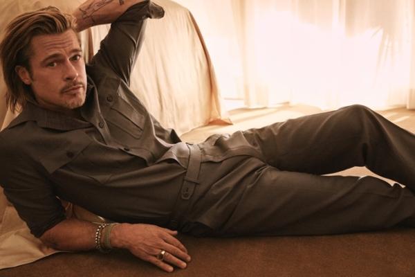 Bred Pit predstavlja lice nove kolekcije modnog brenda Brioni