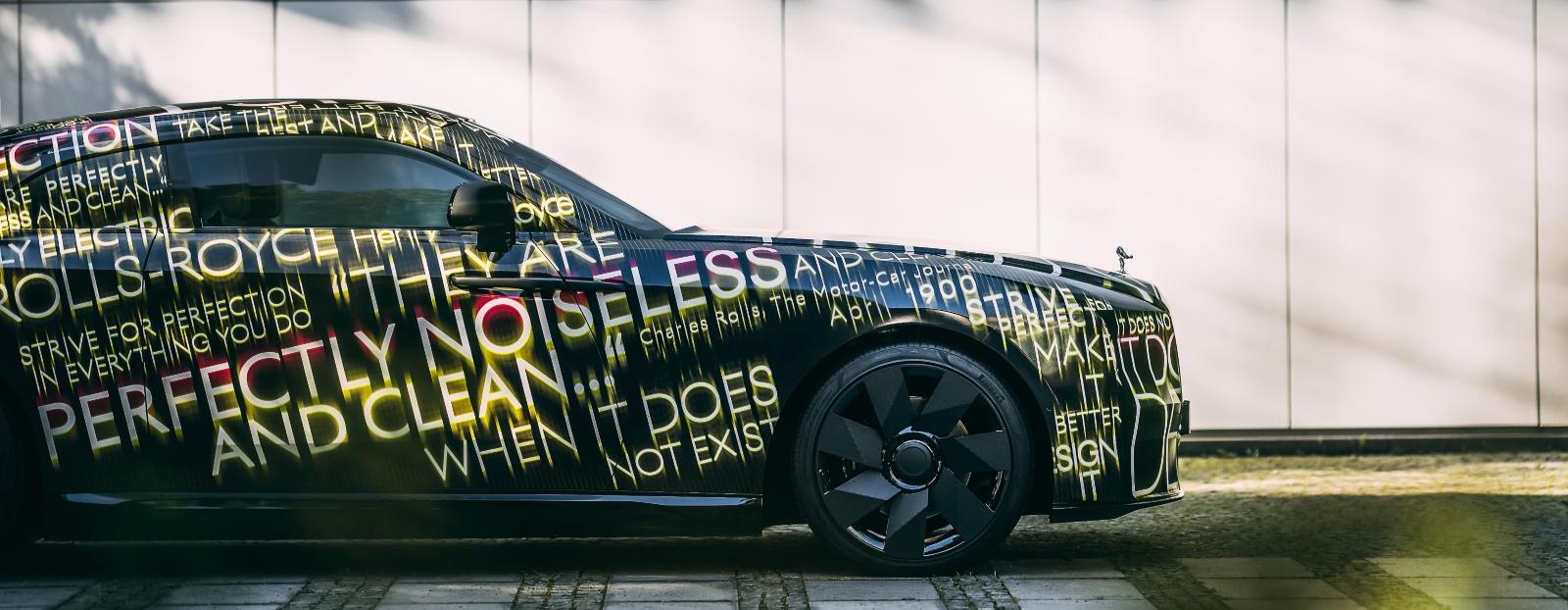 Ostvareno proročanstvo, ispunjeno obećanje: Rolls-Royce najavljuje svoj prvi sasvim električni model