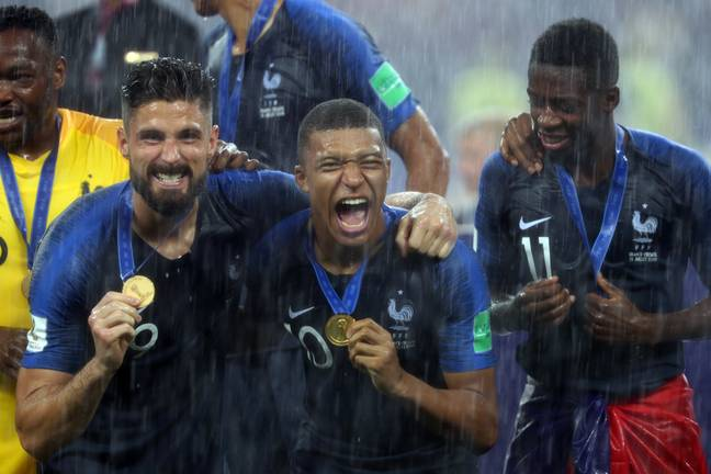 Mbape razmatra povlačenje iz internacionalnog fudbala