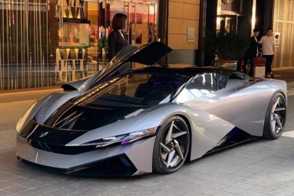 Novi hiperautomobil koji će osvojiti svet