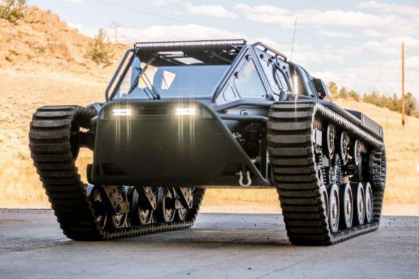 Ultimativni terenac i rekreativni tenk za vrhunsku avanturu