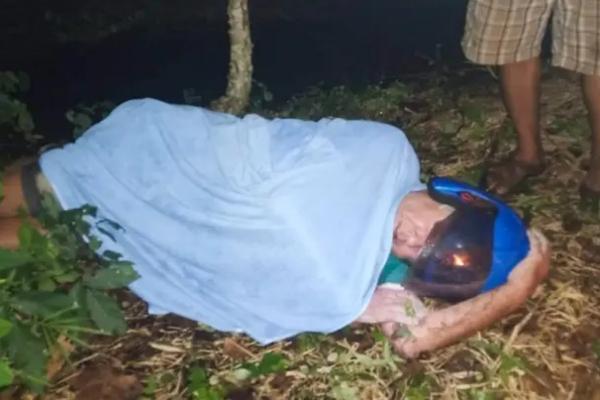Krenuo na pivo i proveo četiri dana izgubljen u šumi