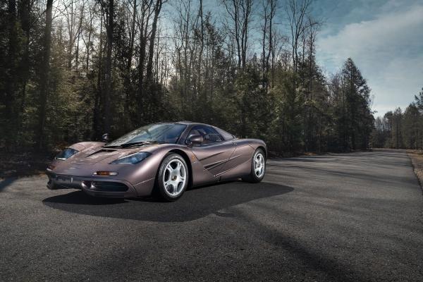 Predivni McLaren F1 posatao je najskuplji polovnjak sveta