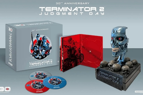 Trideseti rođendan Terminator 2 filma donosi novo 4K izdanje