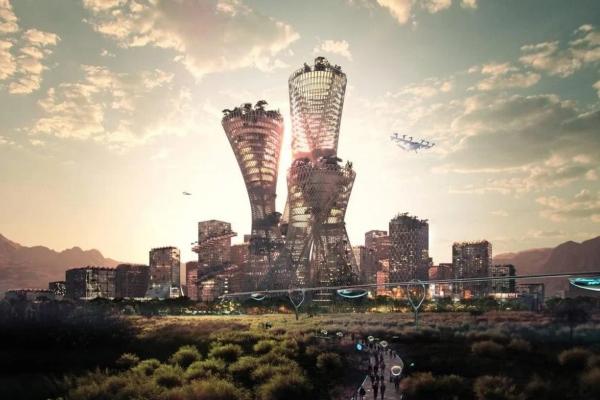 Telosa - samoodrživi grad budućnosti