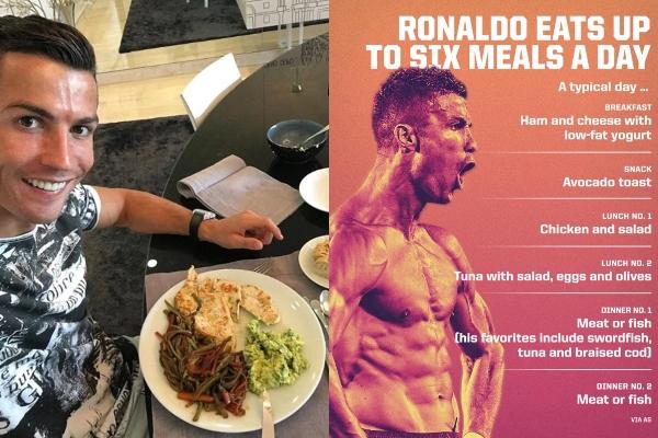 Igrači Junajteda preskočili desert zbog zdravstveno osvešćenog Ronalda