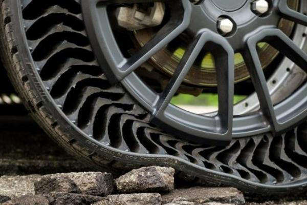 Micheline bezvazdušne gume po prvi put stižu na puteve