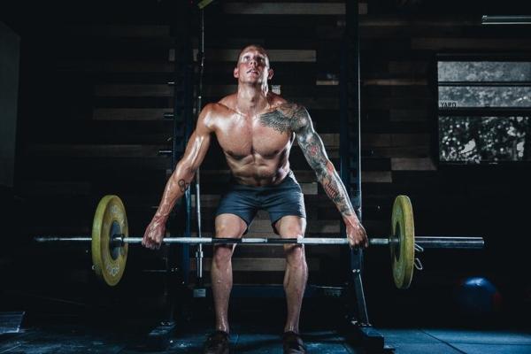 Za zlatnog olimpijca teretana predstavlja glavni izvor snage i energije