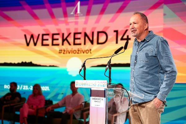 Počeo je dugo iščekivani 14. Weekend Media Festival