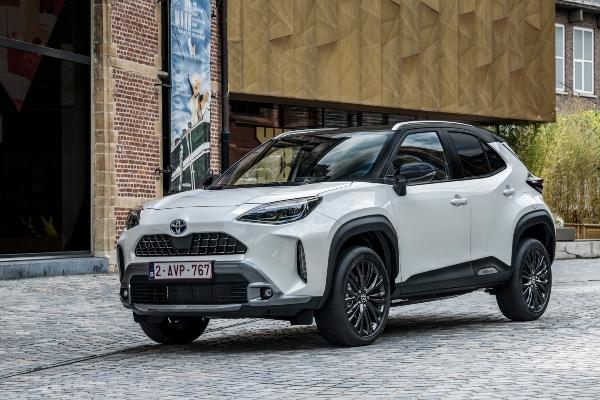 Potpuno nova Toyota Yaris Cross
