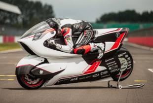 Britanski supermotocikl napada svetski brzinski rekord električnih modela